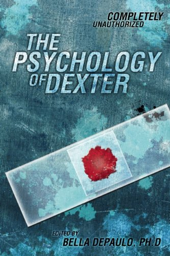 Psychology of Dexter   2010 9781935251972 Front Cover
