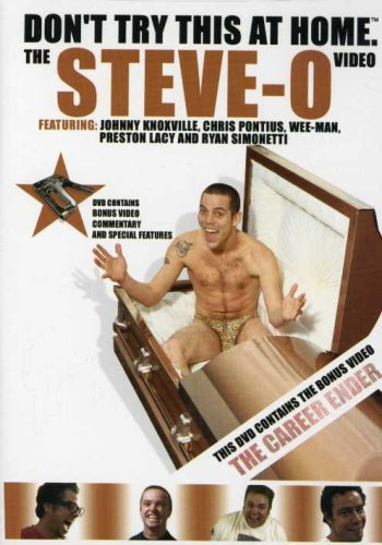 Don't Try This at Home - The Steve-O Video System.Collections.Generic.List`1[System.String] artwork
