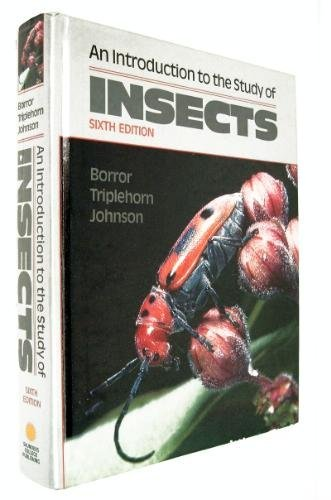 Introduction to the Study of Insects  6th 1989 edition cover