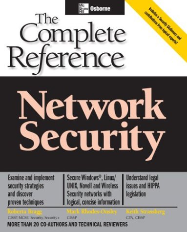 Network Security   2004 edition cover