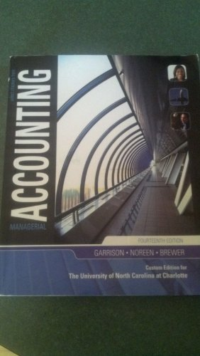 MANAGERIAL ACCT.>CUSTOM< N/A 9780077531973 Front Cover