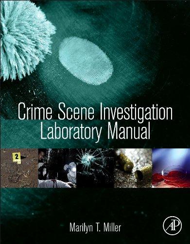 Crime Scene Investigation Laboratory Manual   2014 edition cover