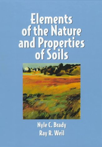 Elements of the Nature and Properties of Soils   2000 edition cover