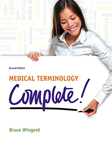 Medical Terminology Complete! Plus MyMedicalTerminologyLab with Pearson Etext -- Access Card Package  2nd 2015 edition cover