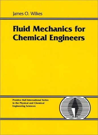 Fluid Mechanics for Chemical Engineers   1999 edition cover