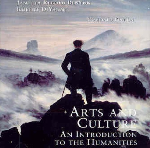 Arts and Culture: An Introduction to the Humanities 1st 1999 edition cover