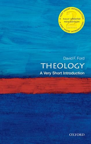 Theology: a Very Short Introduction  2nd 2013 edition cover