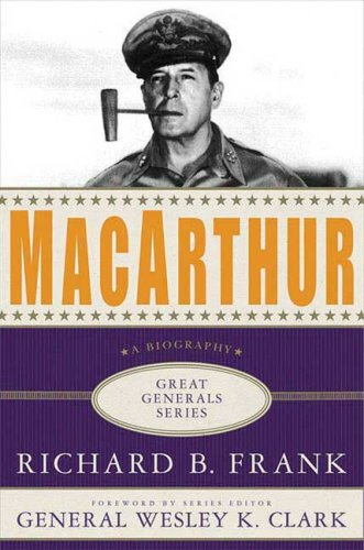 MacArthur A Biography  2009 edition cover