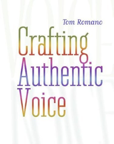 Crafting Authentic Voice   2004 edition cover