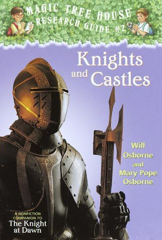 Knights and Castles The Knight at Dawn  2000 edition cover