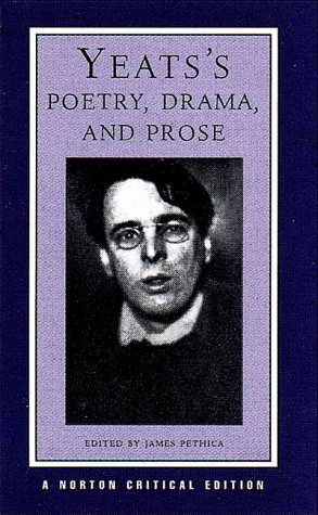 Yeats's Poetry, Drama, and Prose   2000 edition cover
