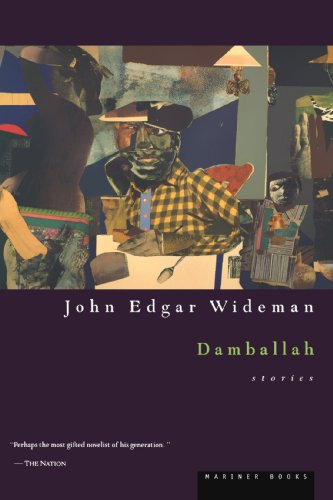 Damballah   1998 edition cover