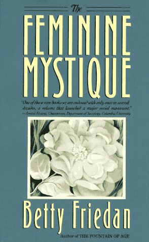 Feminine Mystique  20th (Anniversary) edition cover
