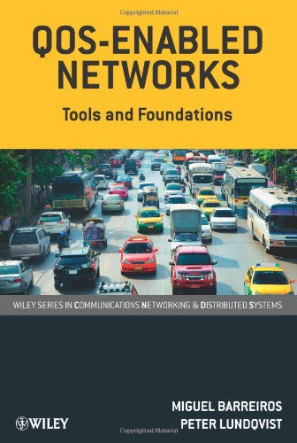 QOS-Enabled Networks Tools and Foundations  2011 9780470686973 Front Cover