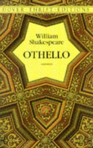 Othello   1996 (Unabridged) edition cover