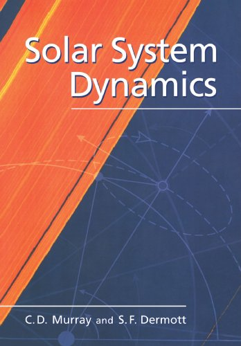 Solar System Dynamics   1999 edition cover