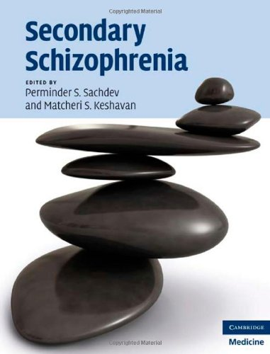 Secondary Schizophrenia   2010 9780521856973 Front Cover