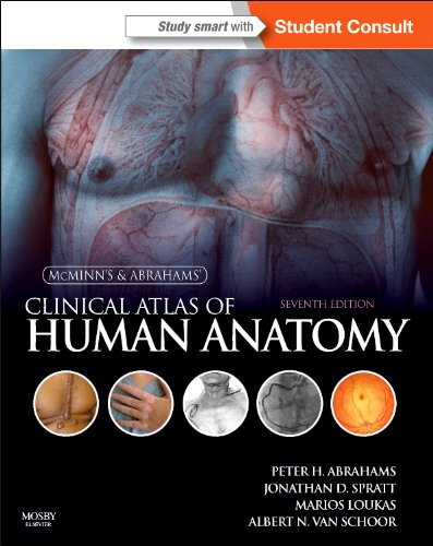 Clinical Atlas of Human Anatomy  7th 2013 edition cover
