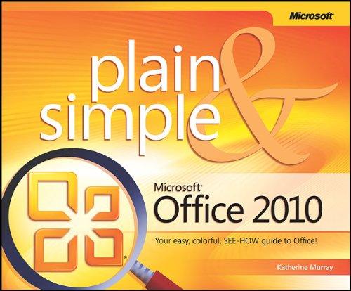 Microsoft� Office 2010   2010 edition cover