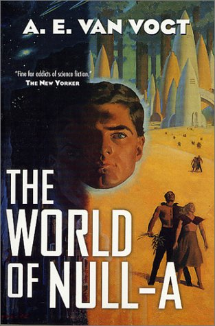 World of Null-A   2002 (Revised) edition cover