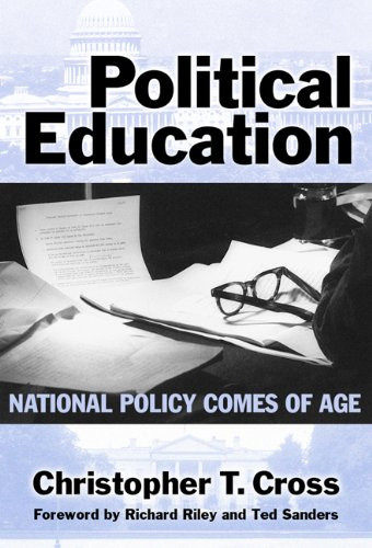 Political Education National Policy Comes of Age  2004 edition cover