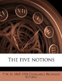 Five Notions  N/A edition cover