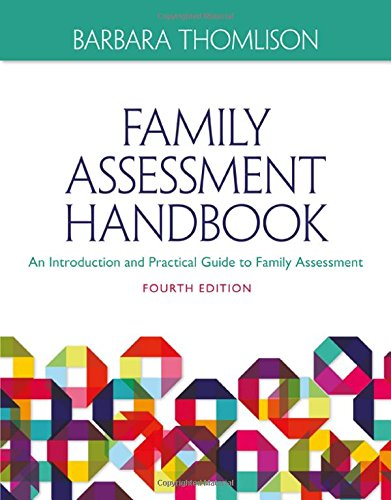 Family Assessment Handbook: An Introductory Practice Guide to Family Assessment  2015 edition cover