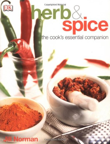 Herb and Spice N/A 9781405306973 Front Cover