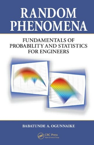 Random Phenomena Fundamentals of Probability and Statistics for Engineers  2009 edition cover
