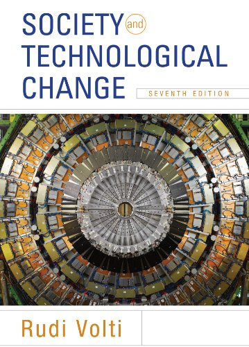 Society and Technological Change  7th 2014 9781429278973 Front Cover