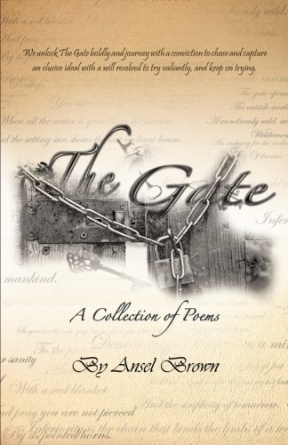 The Gate: A Collection of Poems  2012 edition cover