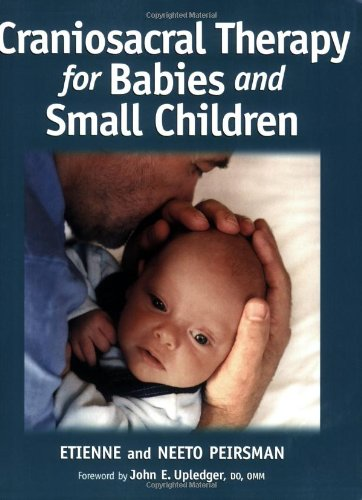 Craniosacral Therapy for Babies and Small Children   2006 9781556435973 Front Cover