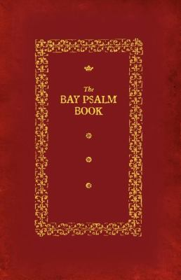 Bay Psalm Book  N/A 9781557090973 Front Cover