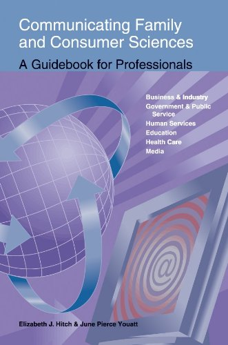 Communicating Family and Consumer Sciences A Guidebook for Professionals 3rd 2002 (Revised) edition cover
