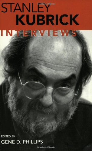 Stanley Kubrick Interviews  2001 edition cover