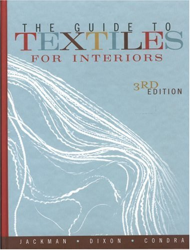 Guide to Textiles for Interiors  3rd 2003 (Revised) edition cover