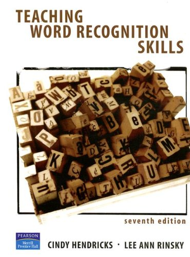Teaching Word Recognition Skills  7th 2007 (Revised) edition cover