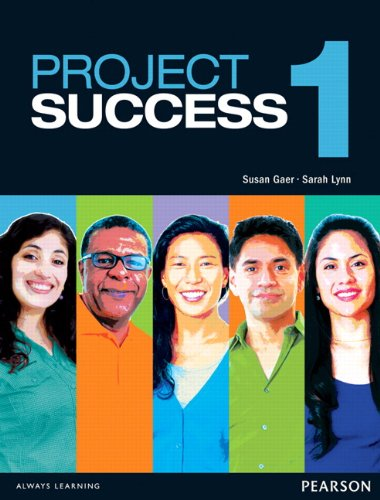 Project Success   2014 (Student Manual, Study Guide, etc.) edition cover