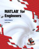 MATLAB for Engineers  4th 2015 9780133485974 Front Cover