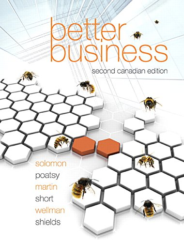 Better Business  2nd 9780133810974 Front Cover
