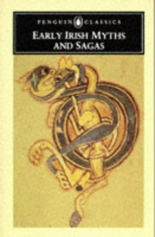 Early Irish Myths and Sagas   1981 edition cover