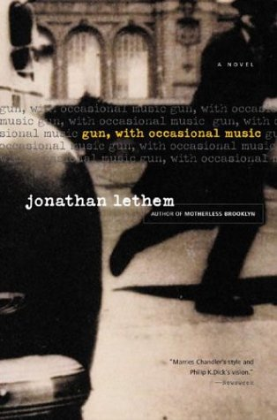 Gun, with Occasional Music   1994 edition cover