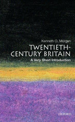 Twentieth-Century Britain   2000 edition cover