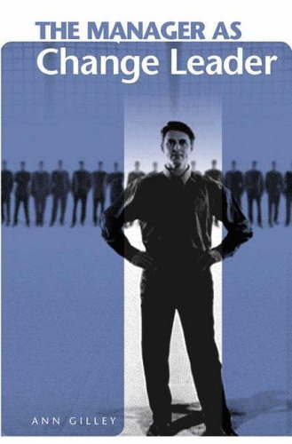 Manager As Change Leader   2005 edition cover