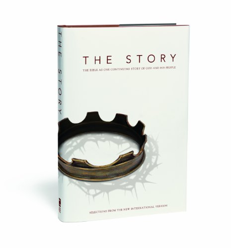 Story The Bible as One Continuing Story of God and His People Special  9780310950974 Front Cover