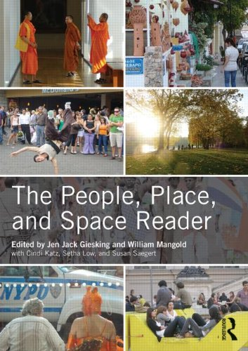 People, Place, and Space Reader   2014 9780415664974 Front Cover