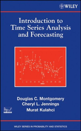 Introduction to Time Series Analysis and Forecasting   2008 9780471653974 Front Cover