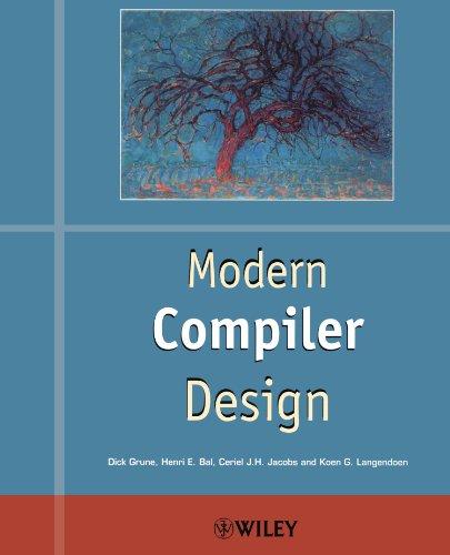 Modern Compiler Design   2000 9780471976974 Front Cover