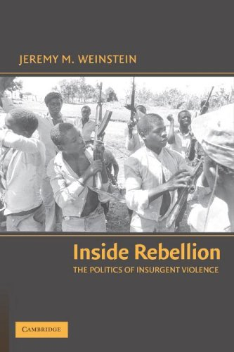 Inside Rebellion The Politics of Insurgent Violence  2006 edition cover