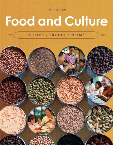 Food and Culture  6th 2012 9780538734974 Front Cover